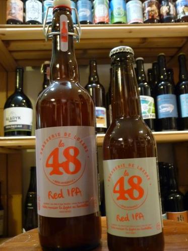 montpellier cave bière artisanale bio deli malt delimalt craftbeer craft beer lozere red ipa