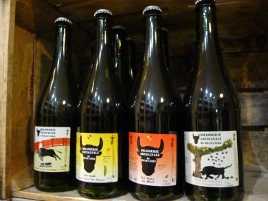 montpellier cave bière artisanale bio deli malt delimalt craftbeer craft beer beaucaire mais riz camargue rousse chataignesipa seigle rye ipa