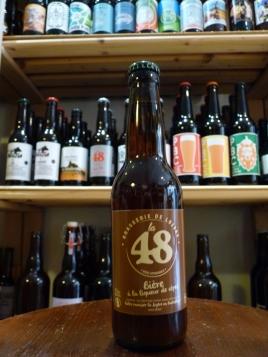 montpellier cave bière artisanale bio deli malt delimalt craftbeer craft beer lozere la 48 cèpes