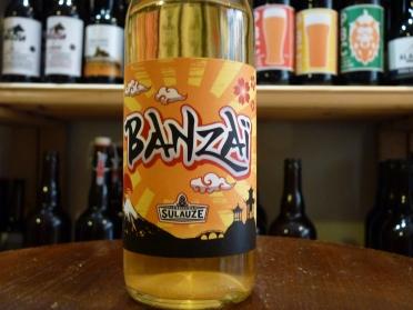 montpellier cave bière artisanale bio deli malt delimalt craftbeer craft beer sulauze banzai sans alcool citron gingembre