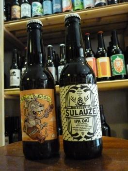 montpellier cave bière artisanale bio deli malt delimalt craftbeer craft beer sulauze ipa seigle rye ipa
