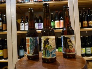 montpellier ecusson cave bière artisanale locale bio deli malt delimalt craftbeer craft beer zoobrew